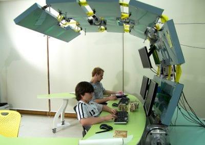 AWE (Animated Work Environment)