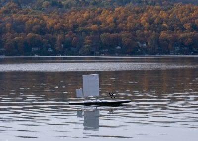 CU Sail Boat
