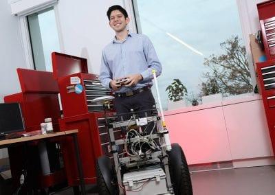 Autonomous Systems Lab member