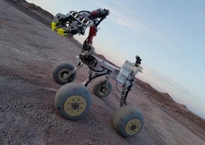 Athena - Mars Rover