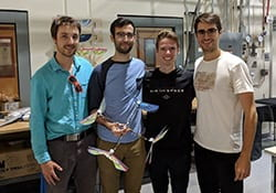 FWMAV (Flapping-Wing Micro Air Vehicle) Project - UC Irvine