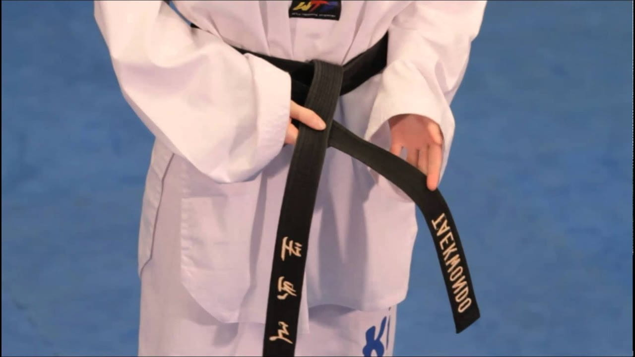 Essay on why i started taekwondo