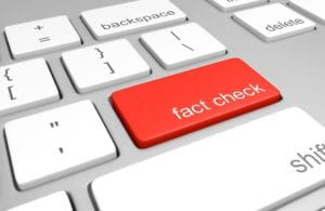 Fact Check College Information