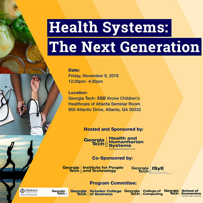 HSNG2018 banner with link to poster submission form