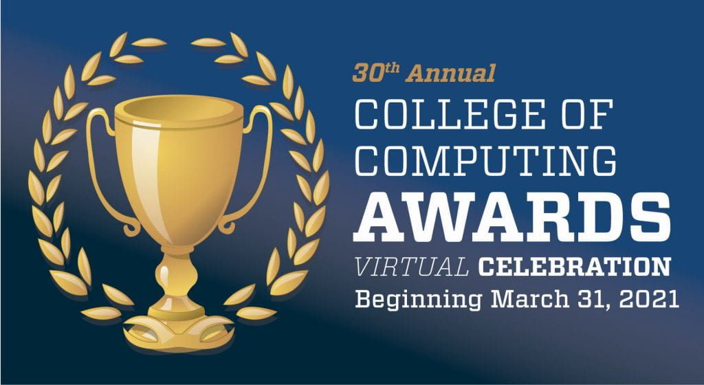 30th Annual Georgia Tech College of Computing Awards