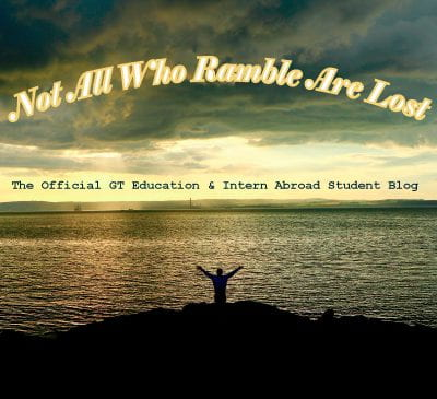Not All Who Ramble Are Lost