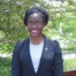 Congratulations to Elaida Dimwamwa for being selected as NSF Pre-Doctoral Fellow!