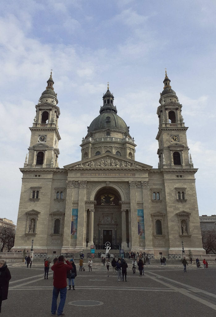 St. Stephen's Basilica also serves as a venue for numerous musical ensembles