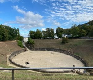 Roman Amphitheater in Trier