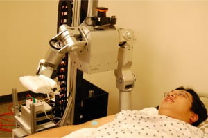 Robotic Nurse Assistant