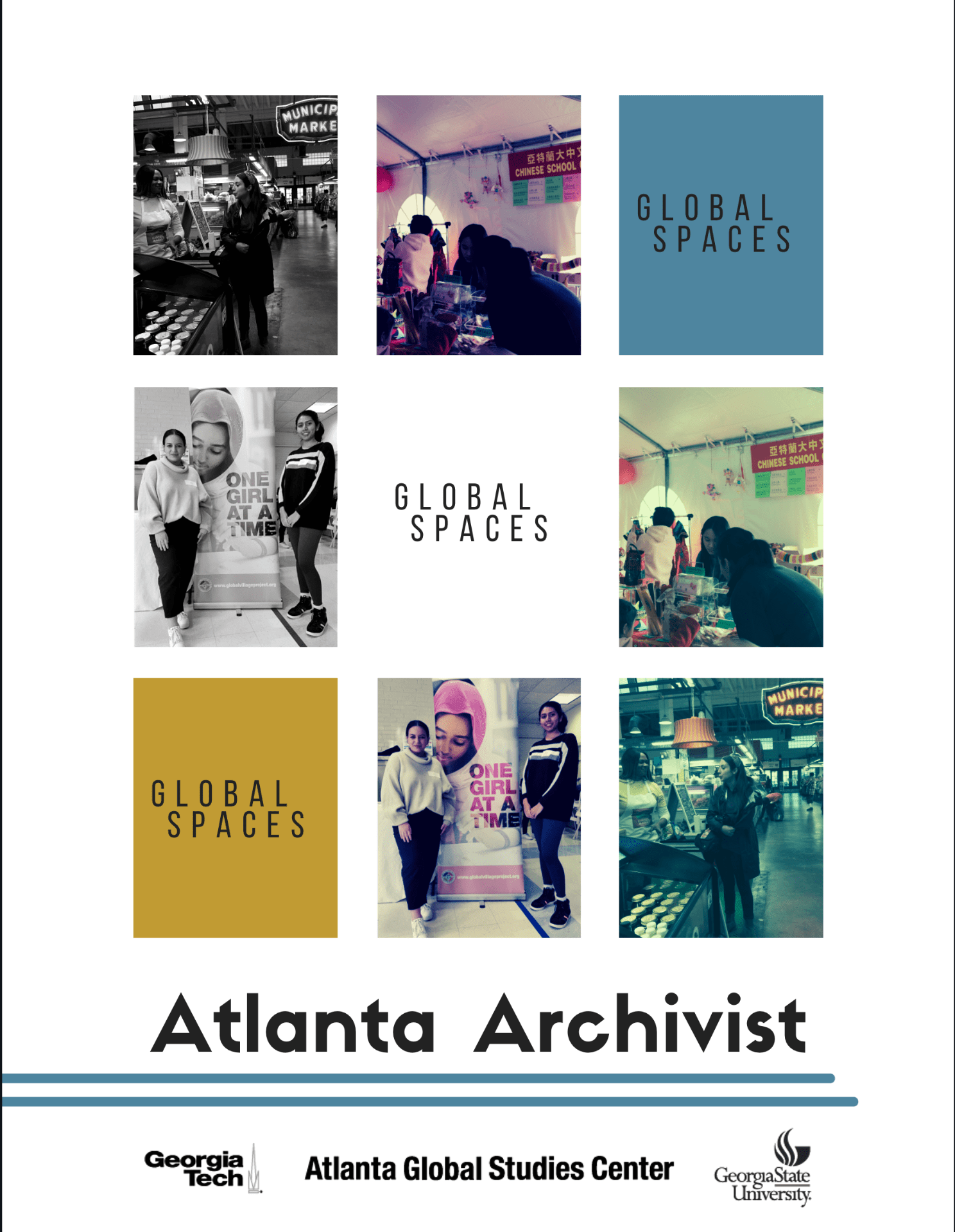 Global Spaces - Atlanta Archivist