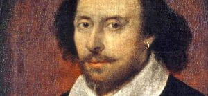 Shakespeare portrati