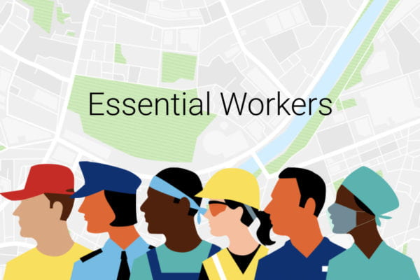 essential workers game