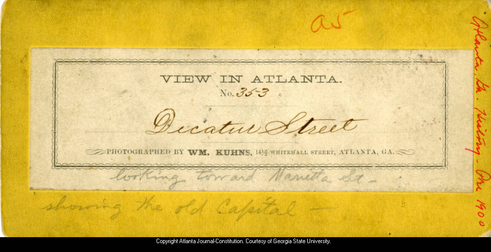 view in atlanta script