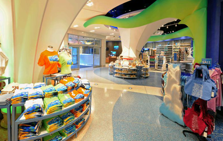 Georgia Aquarium Gift Shop