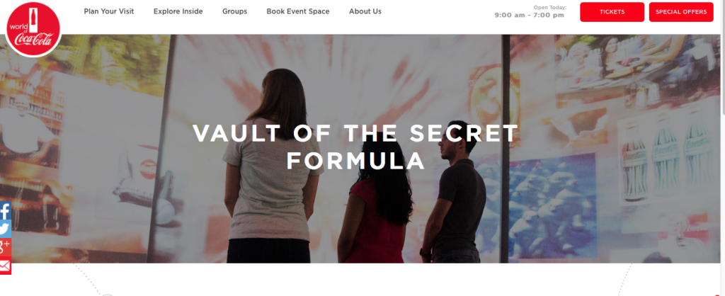 vault of the secret formula