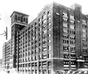 Sears Building, 1926. AJCP300-001c, Atlanta Journal-Constitution Photographic Archives. Special Collections and Archives, Georgia State University Library.