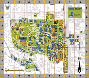 Ga Tech Campus Map Georgia Tech: Benefits of Business and Academic Separation Part 1