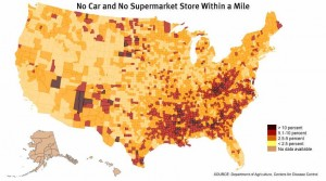 "Gallagher, Mari. ""USDA Defines Food Deserts."" Nutrition Digest. American Nutrition Association, 2010. Web. 22 Mar. 2016. ."