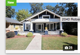 Screenshot: realtor.com 10/3/2016 Kirkwood
