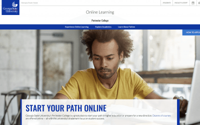 Staff Innovators Program (SIP) and Perimeter College Online Success