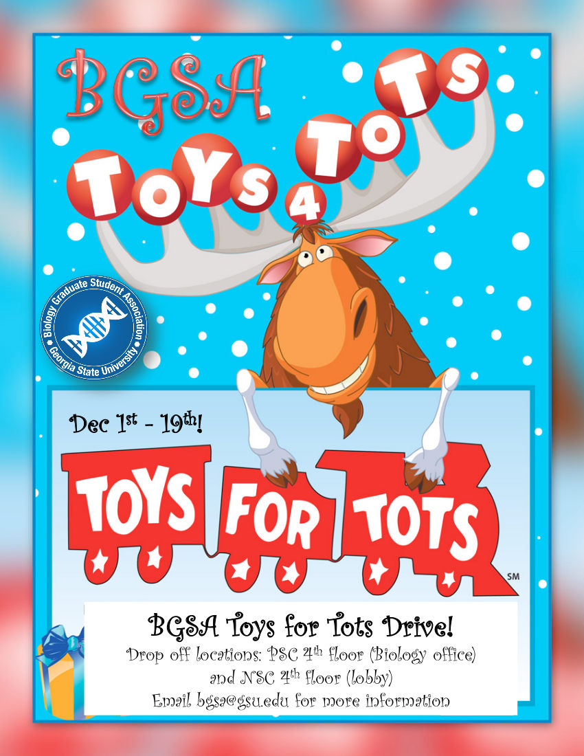 Toys For Tots Pdf : Biology graduate student association at georgia state