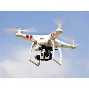DJi Phantom 2 Drone with GoPro camera