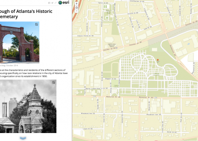 A Walkthrough of Atlanta's Historic Oakland Cemetery