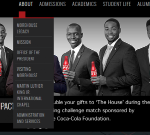 Morehouse Tab