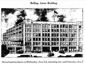 """Large Automobile Hotel to be Erected on Ivy Street."" The Atlanta Constitution, Oct. 5, 1924, 17."