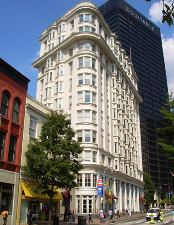 The Flatiron Building - 84 Peachtree St, Atlanta, GA - $4.275M. Clicks & Mortar