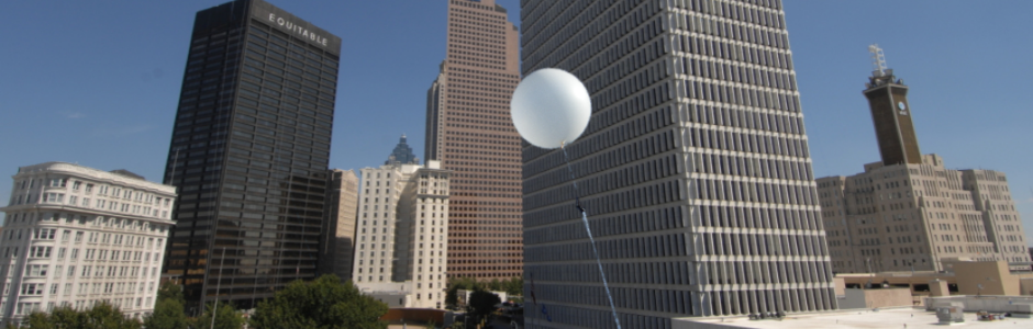 Climate Lab Weather Balloon