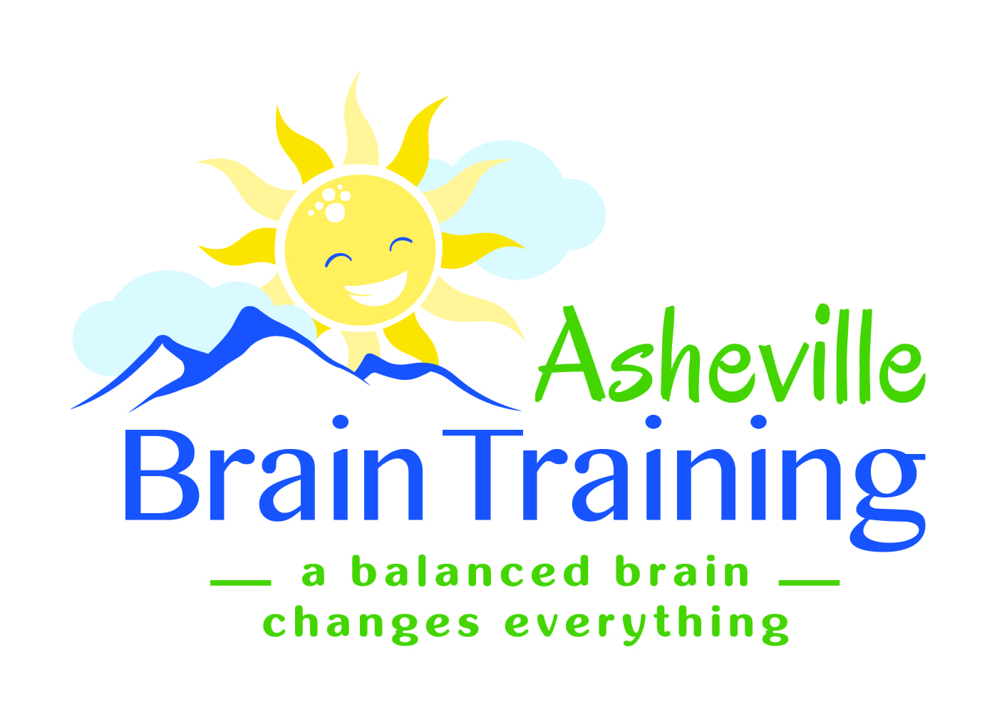 Asheville Brain Training logo