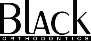 Black Ortho logo
