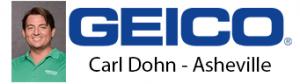 Geico Asheville logo