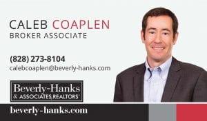 Caleb Coaplen - Beverly-Hanks