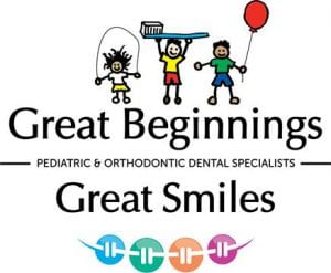 Great Beginnings Great Smiles logo