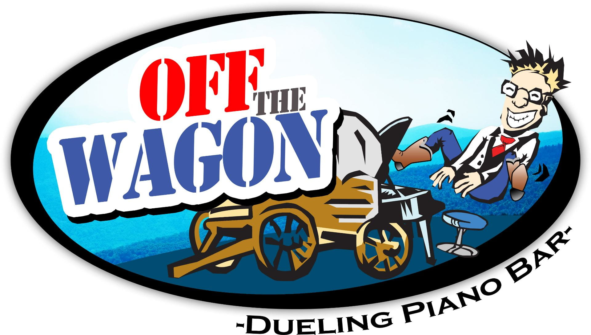 Off the Wagon logo