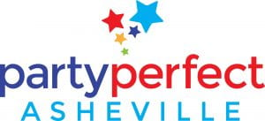 Party Perfect Asheville logo