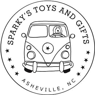 Sparkys Toys and Gifts logo