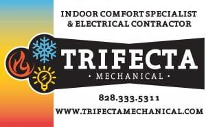 Trifecta Mechanical logo