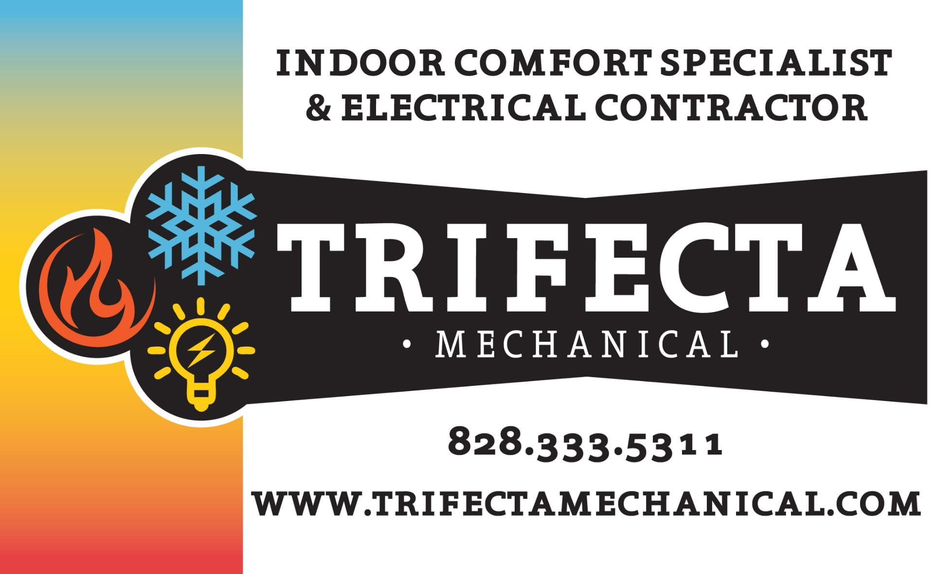 Trifecta Mechanical logo