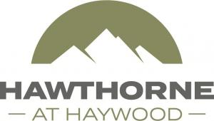 Hawthorne at Haywood logo