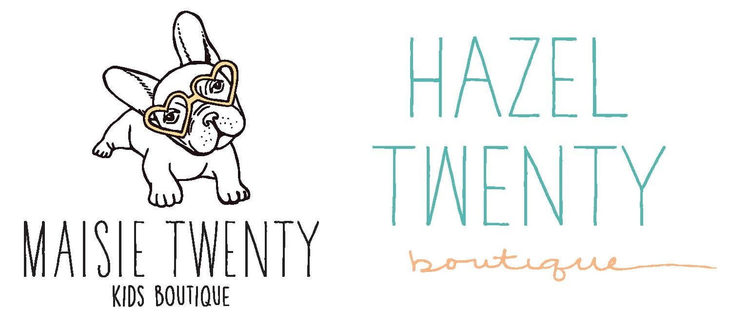 hazel and maisie twenty logo