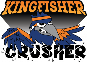 Kingfisher Crusher logo