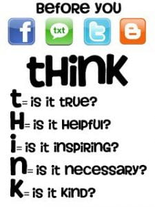It is True, Helpful, Inspiring, Necessary, Kind
