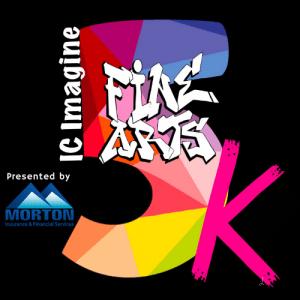 Fine Arts 5k and Fun Run logo