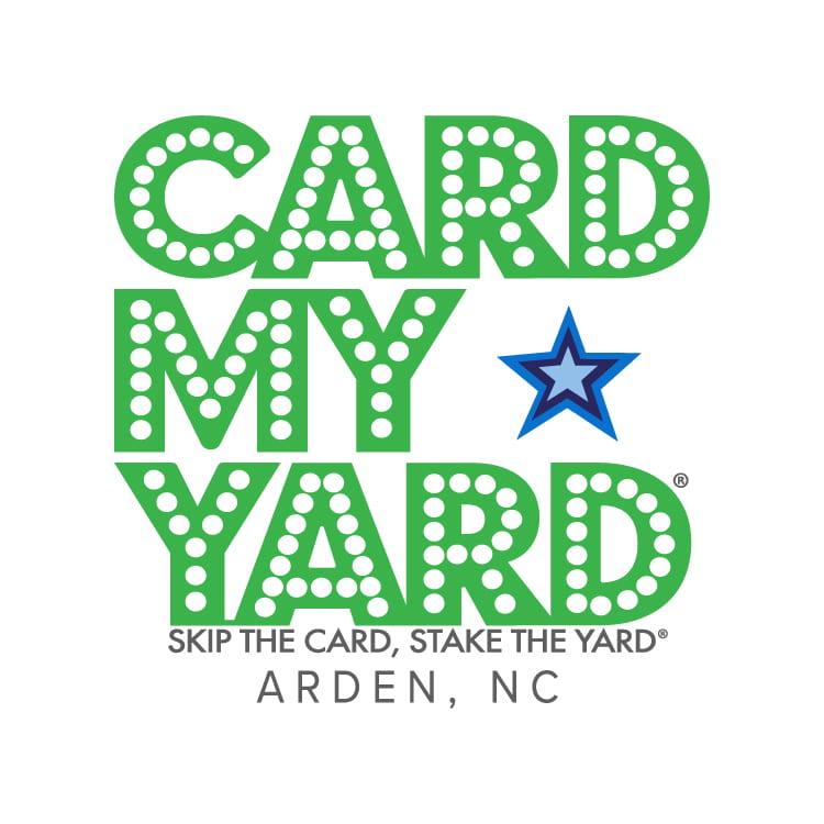 Card My Yard logo