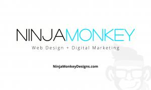 Ninja Monkey logo