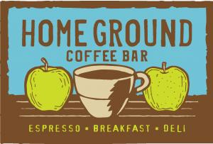 Homeground Coffee Bar logo